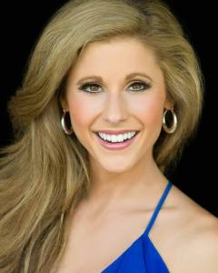 This is your Miss Louisiana Lacey Sanchez in her official headshot for MIss America.