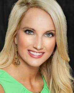 This is your Miss Maryland Jade Kenny in her official headshot for Miss America.