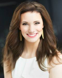 This is your Miss Minnesota Savannah Cole in her official headshot for Miss America.