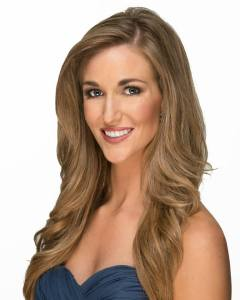 This is your Miss Wyoming Jessie Allen in her official headshot for Miss America.