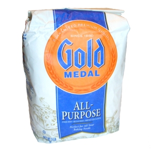 Yes you can freeze flour! So next time it is 4 for $5.00 stock up! We use this stuff often with all of my homemade goodies.