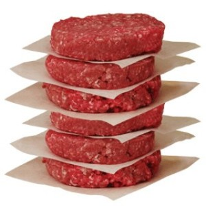 Pre-Made Hamburger patties. Stock up next time there is a sale on ground. It is amazing to be able to have a hamburger at home whenever you want. You just pop it in the skillet and cook, cover in cheese, and wa-la.