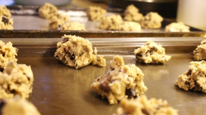 Cookie Dough! I hate to even share this one because you won't buy cookie dough from the sweet little kids. You can make a huge batch of cookies and freeze them. That way you can just pop them in the oven and enjoy.